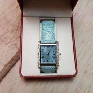 Peugeot Chrystal Watch